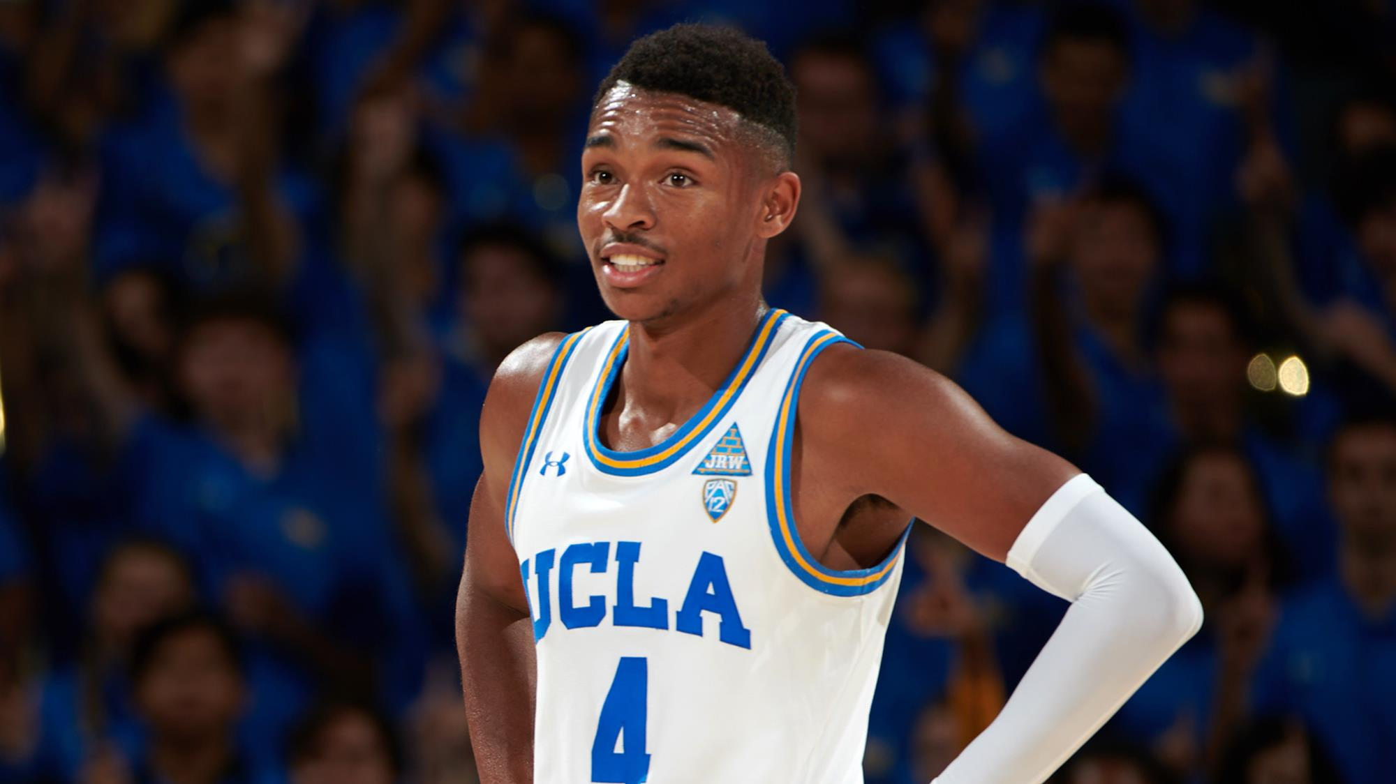 buy online 97156 56958 Jaylen Hands - Men's Basketball - UCLA