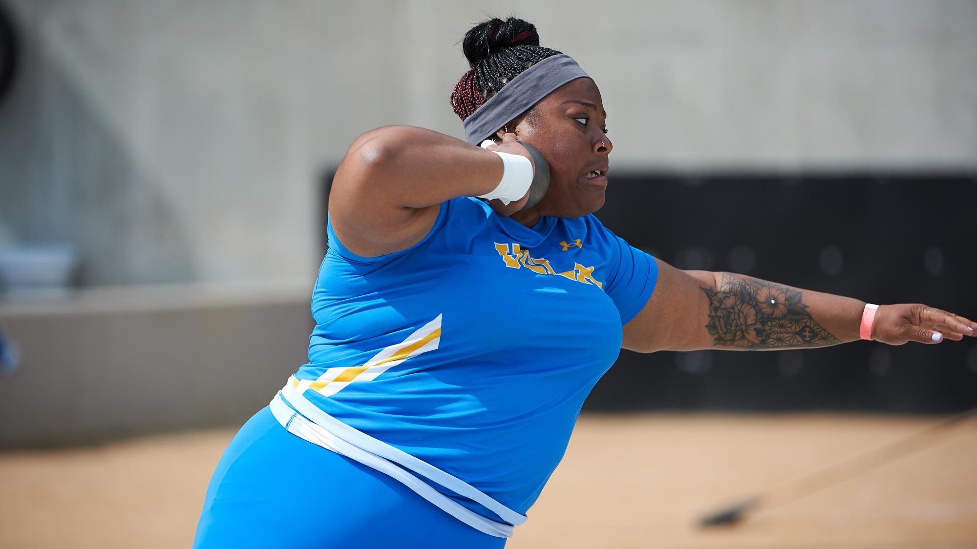 Ashlie Blake - Track & Field - UCLA