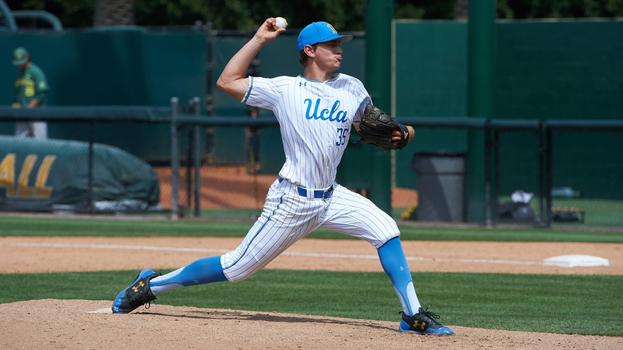 Kyle Mora - Baseball - UCLA