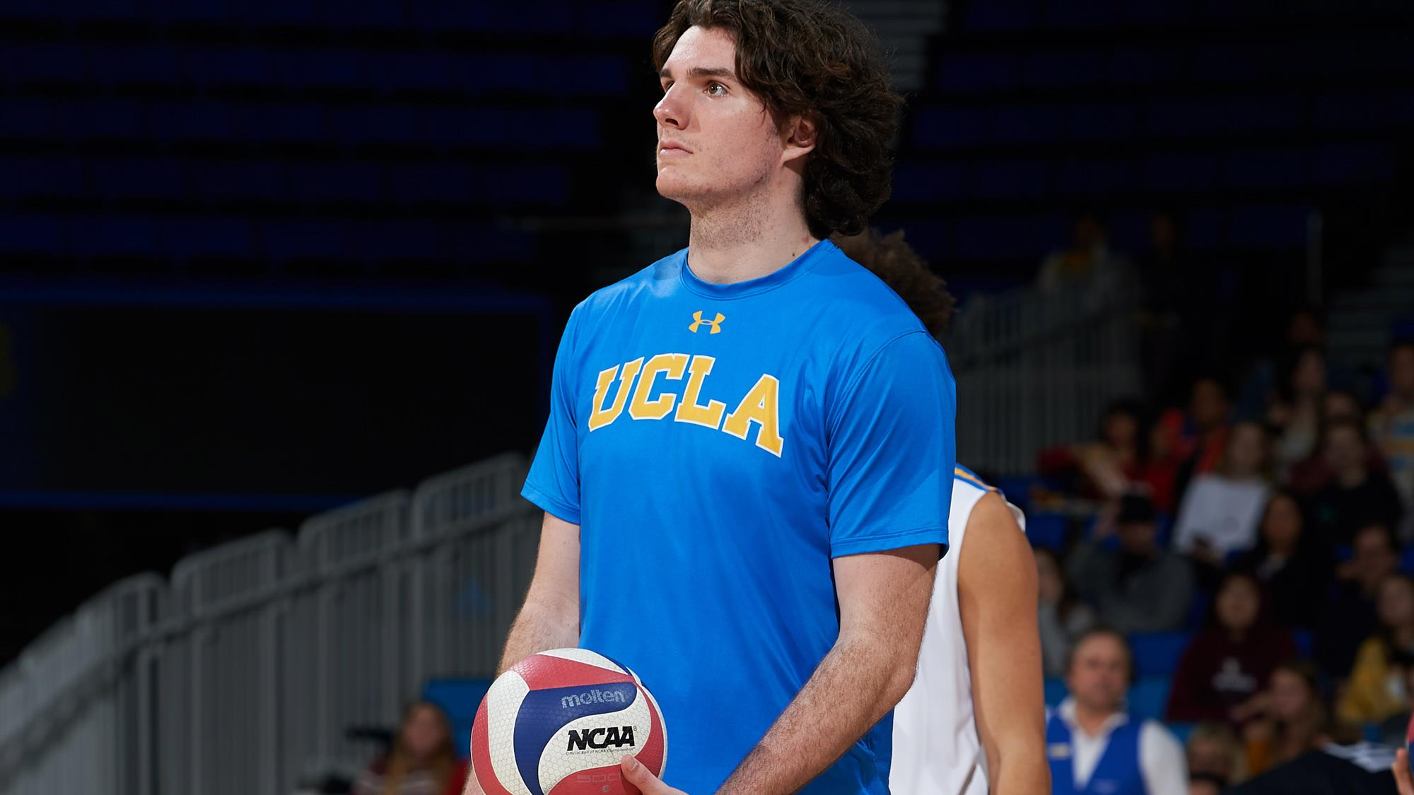 new concept 09743 42fb5 Cole Johnson - Men's Volleyball - UCLA