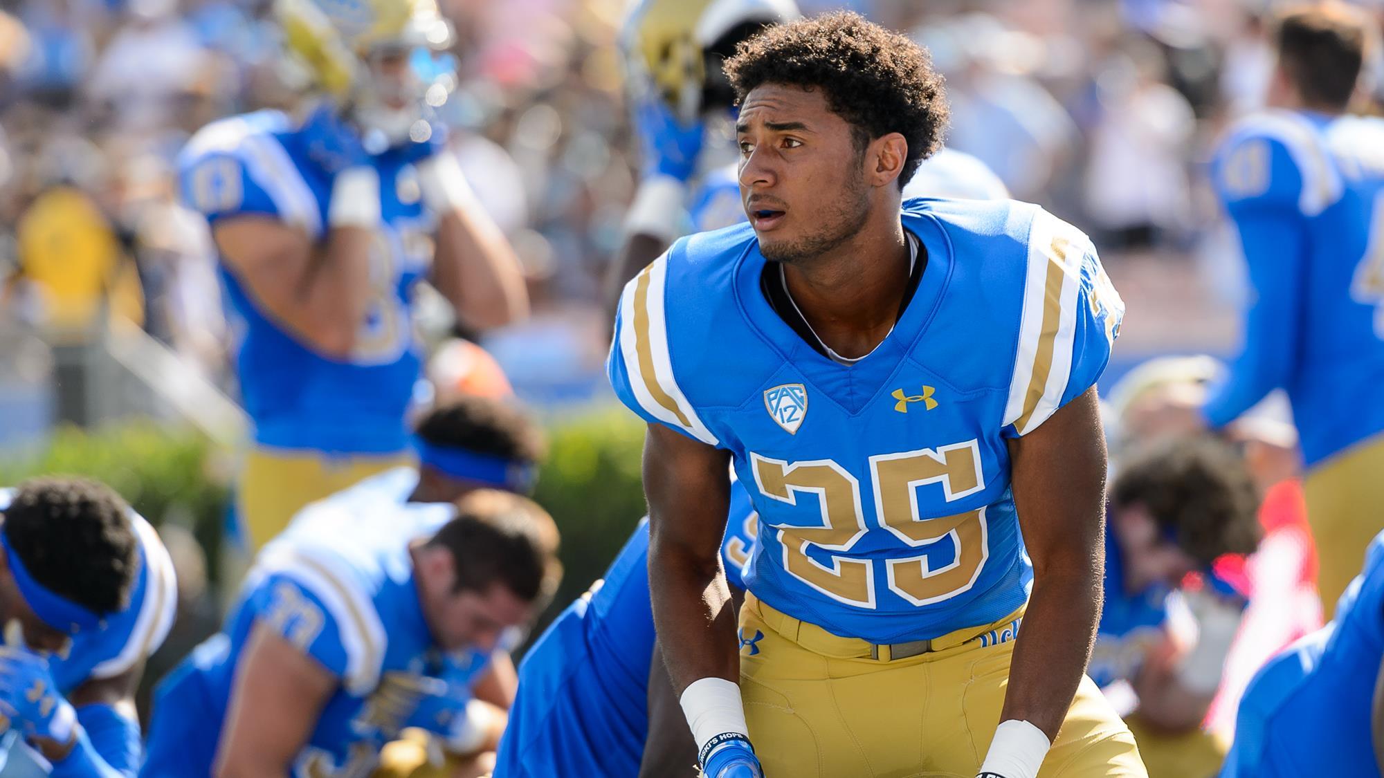 the latest 4db03 68fc9 Antonio Brown - Football - UCLA