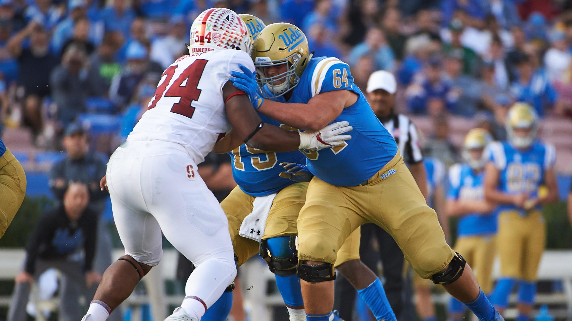 Sam Marrazzo - Football - UCLA