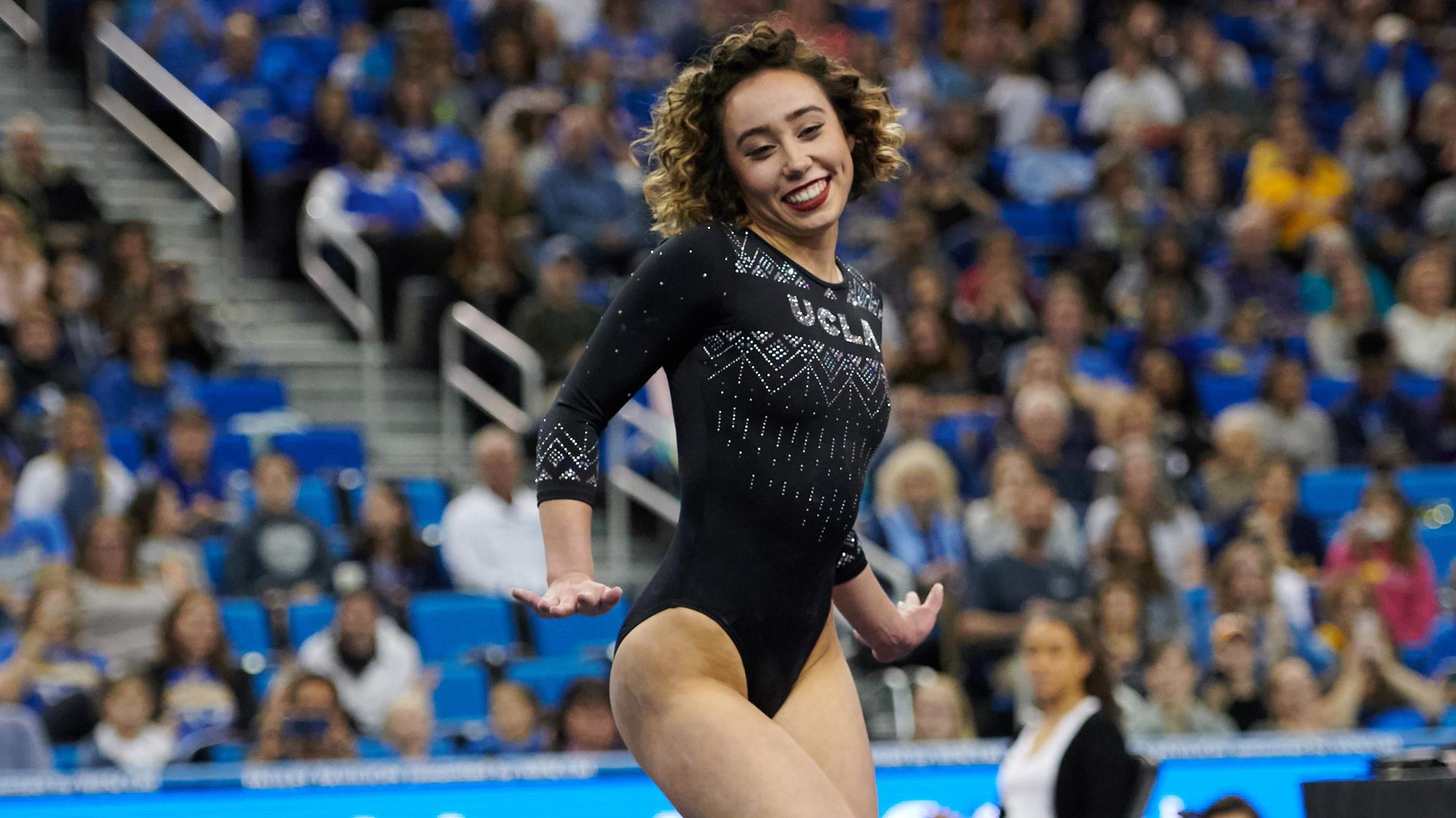 cd462e6c7110 Katelyn Ohashi - Gymnastics - UCLA