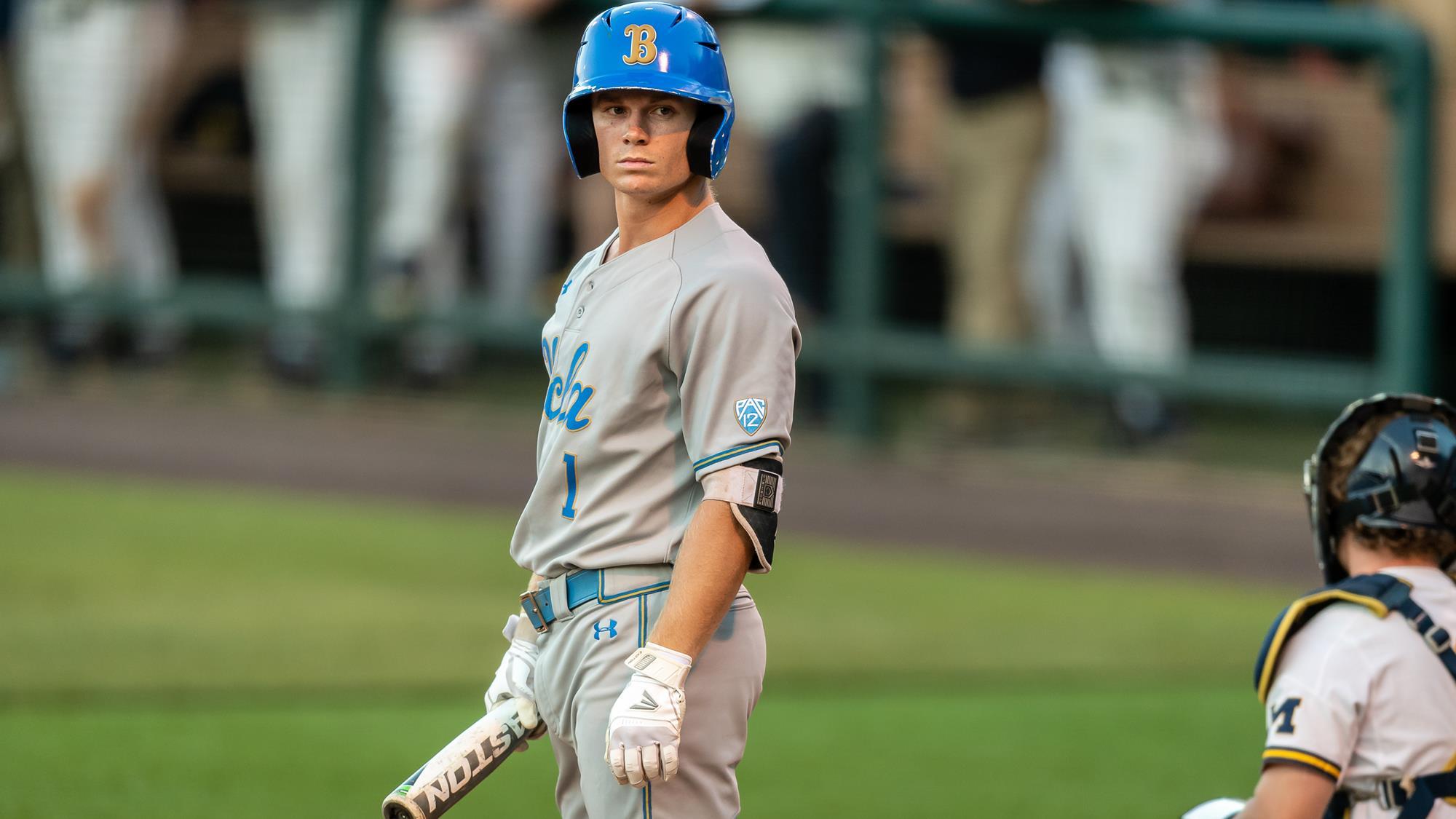 Matt  McLain - Baseball - UCLA