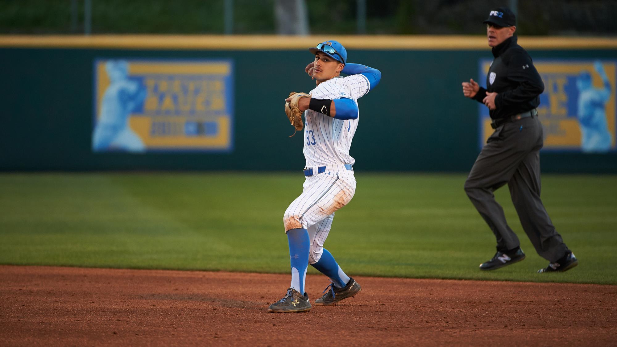 Chase Strumpf - Baseball - UCLA