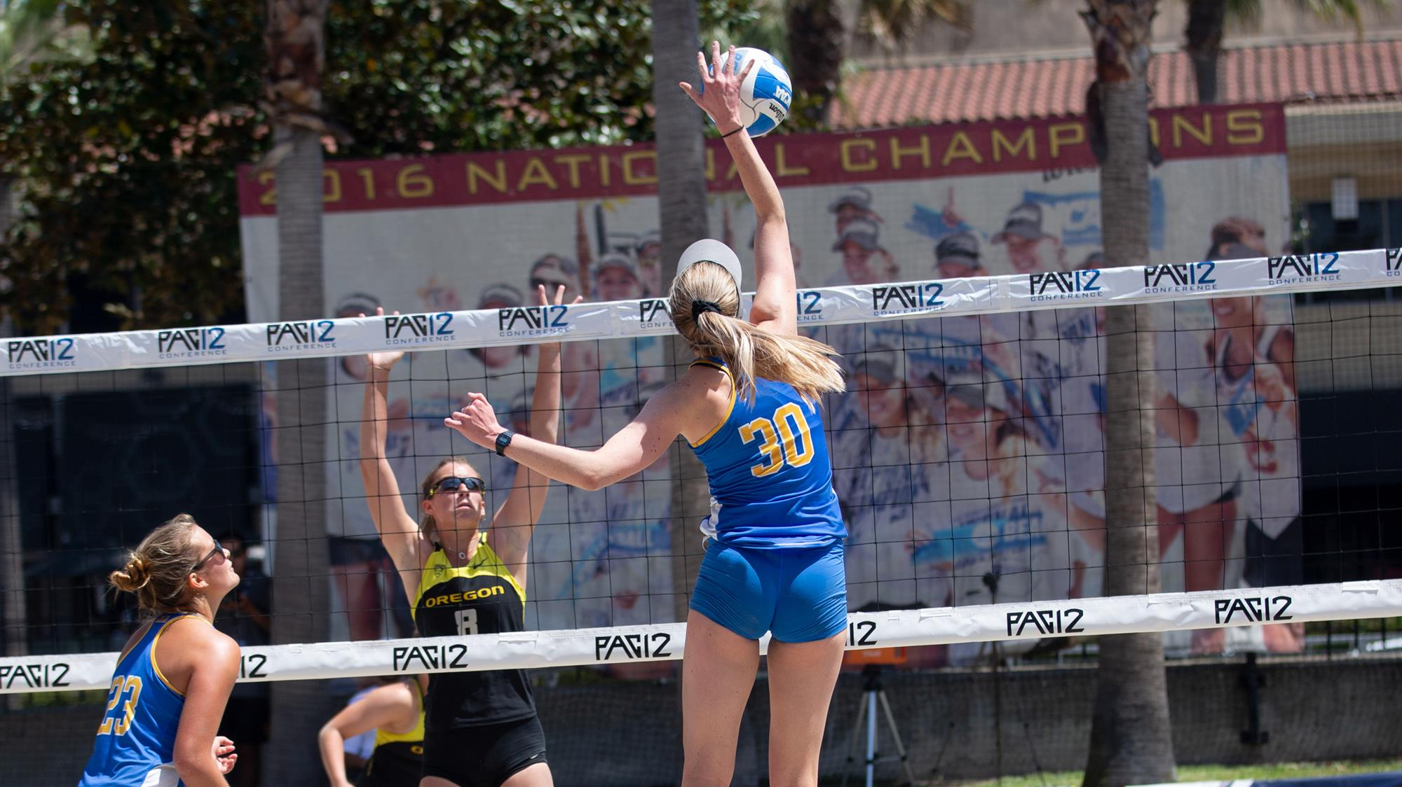 Izzy Carey - Beach Volleyball - UCLA