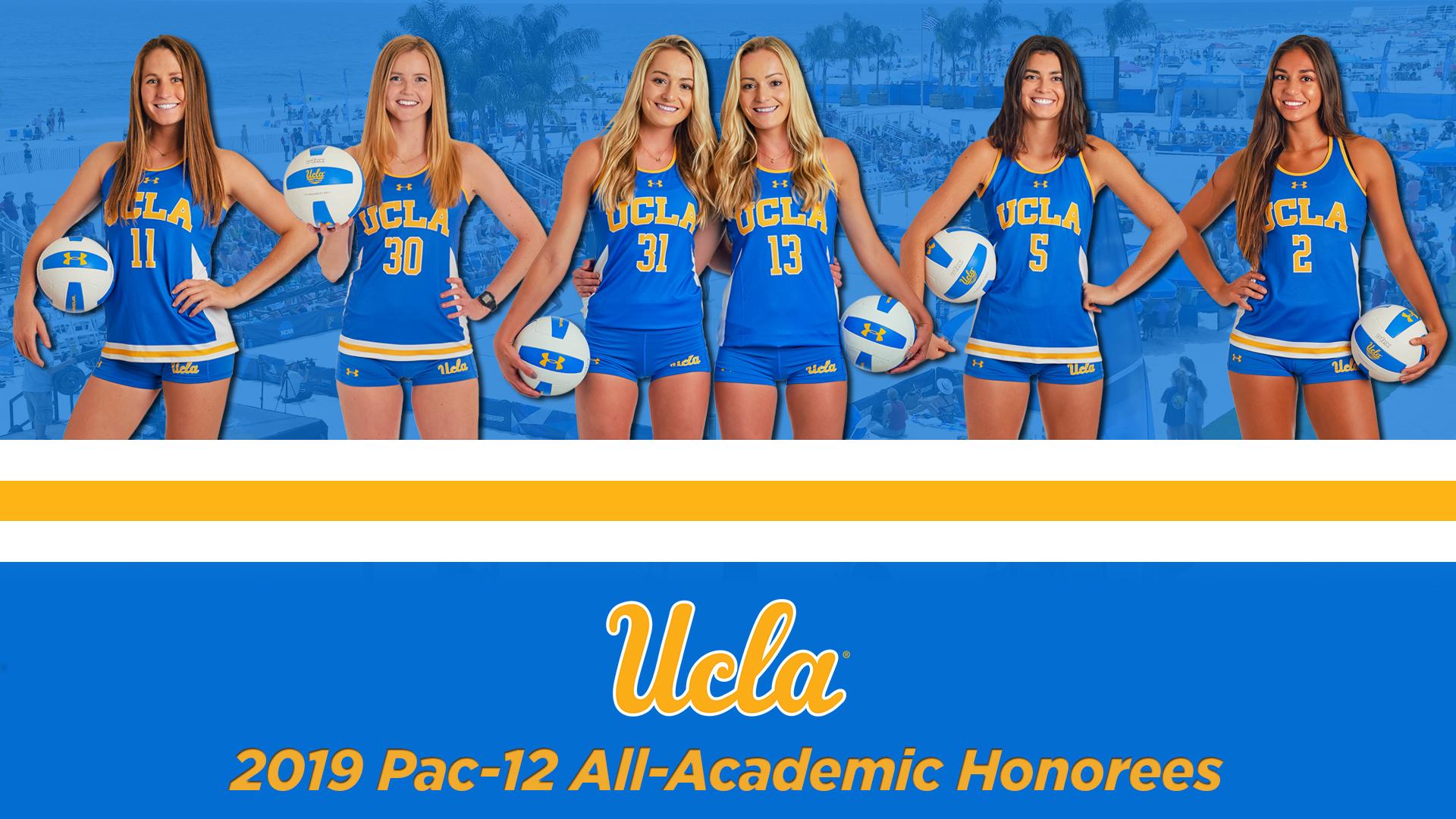 Nicole McNamara - Beach Volleyball - UCLA