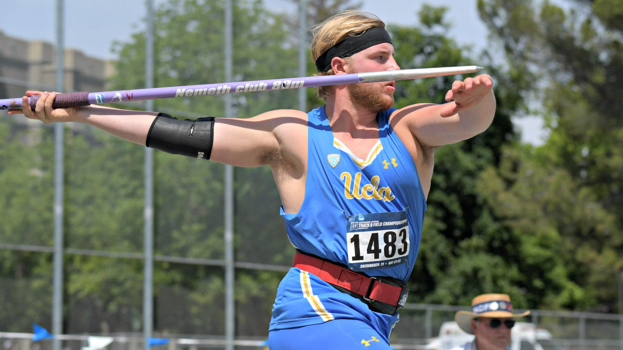 Simon Litzell - Track & Field - UCLA