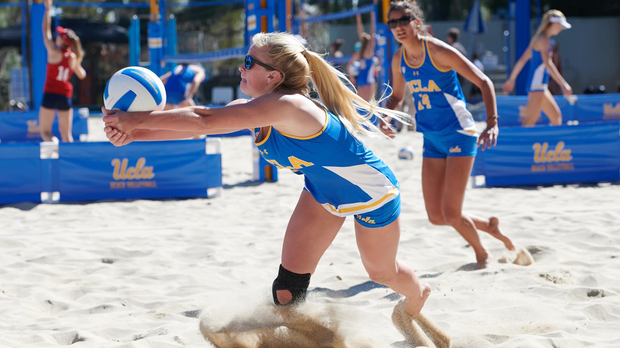 Rileigh Powers Beach Volleyball Ucla