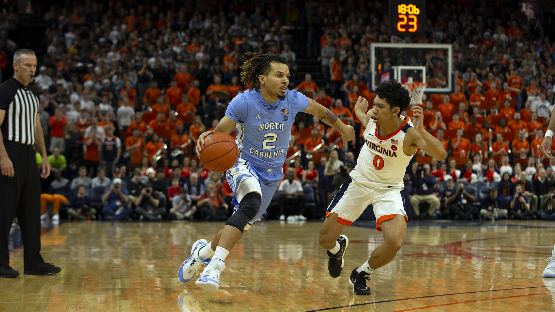 Cole Anthony close to making return to court