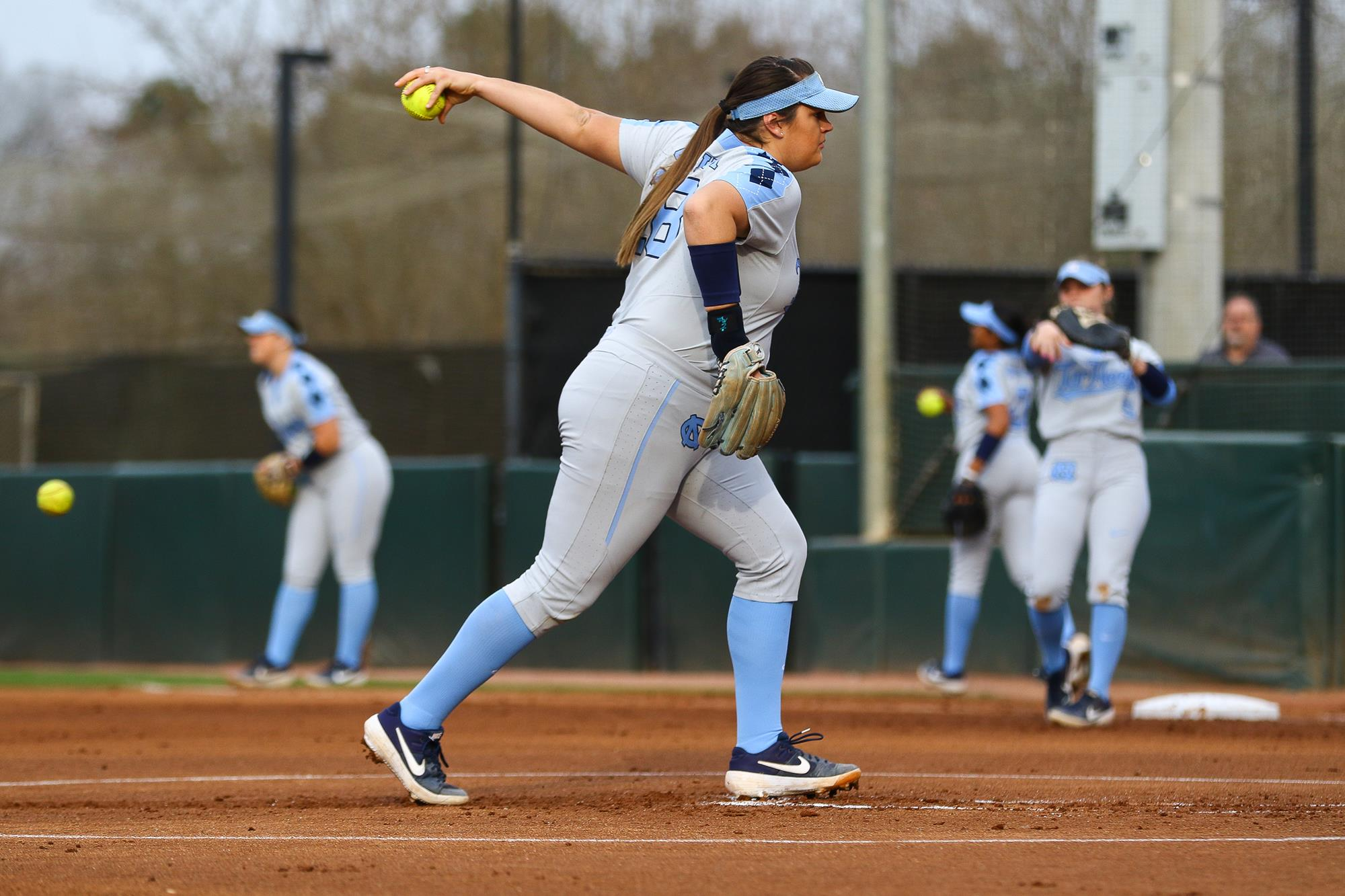 Brittany Pickett - Softball - University of North Carolina