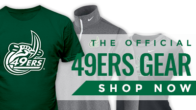 hot sale online 556f4 31b5c Official Athletics Page of the Charlotte 49ers | Charlotte ...
