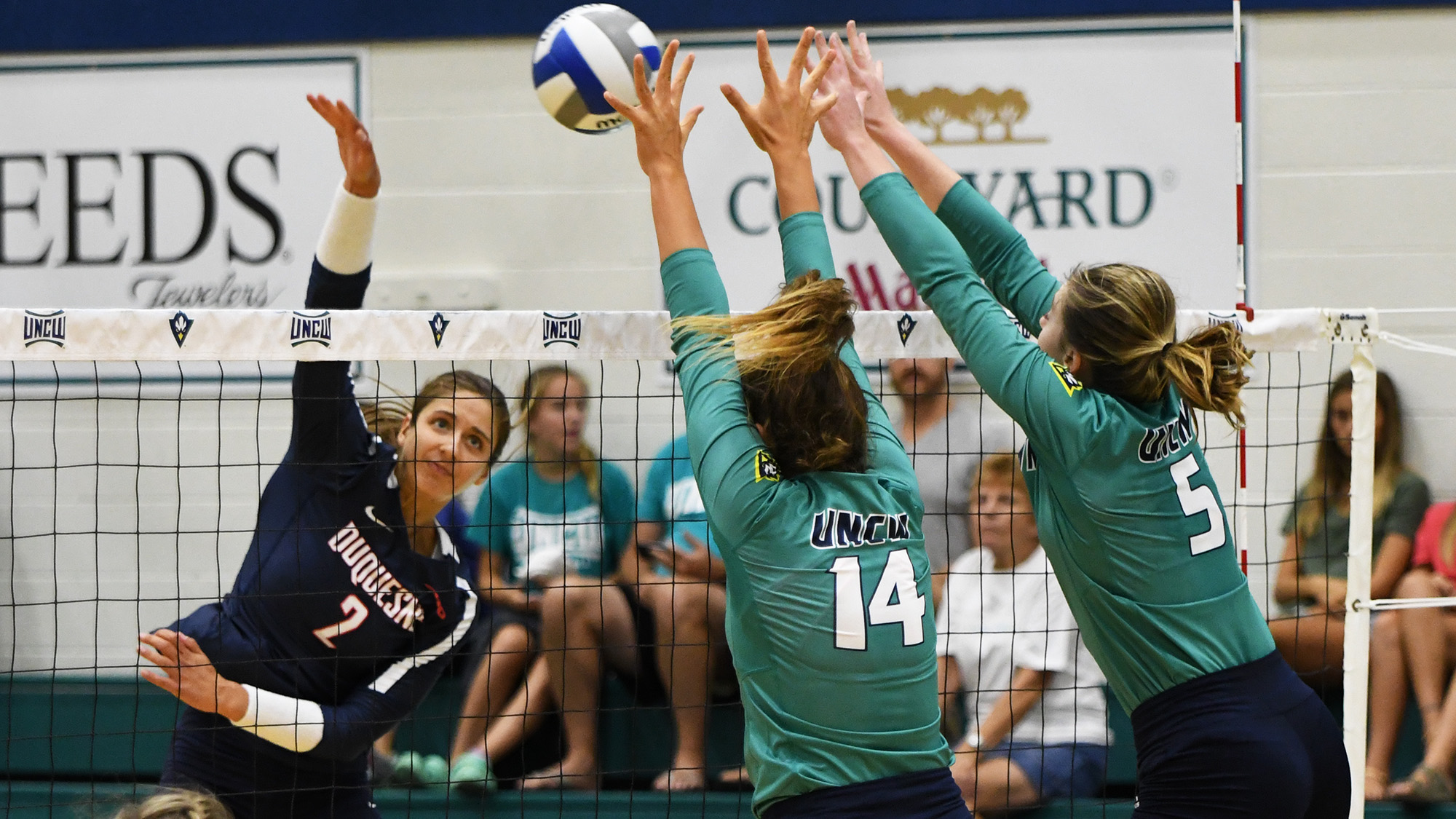 Madison Peters Women S Volleyball Unc Wilmington Athletics