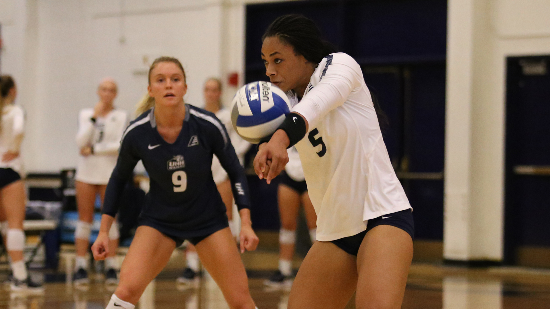 Kennedi Smith 2019 Volleyball University Of New Hampshire Athletics