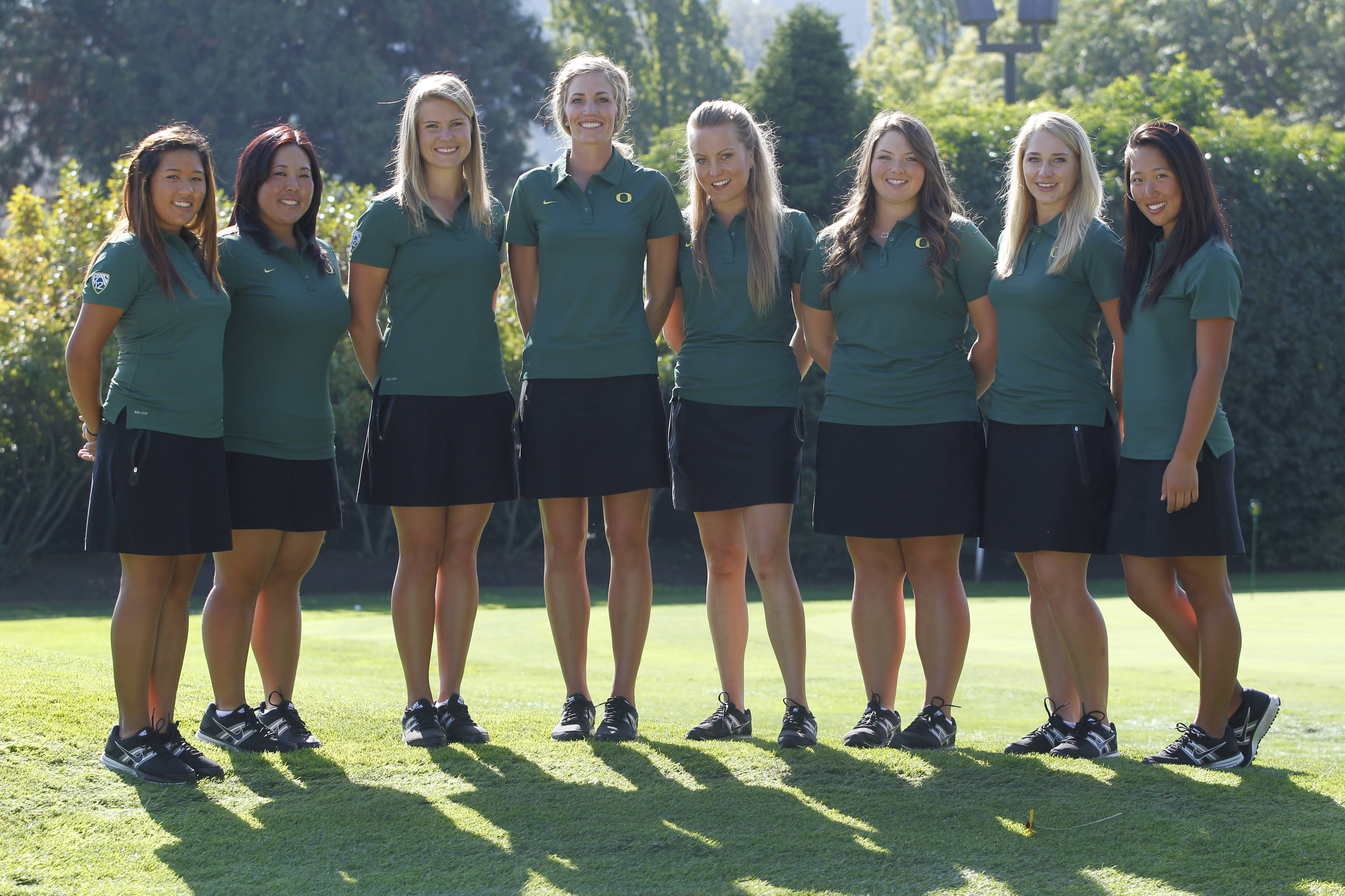 University of Oregon Womens Golf - Sports Conflict Institute