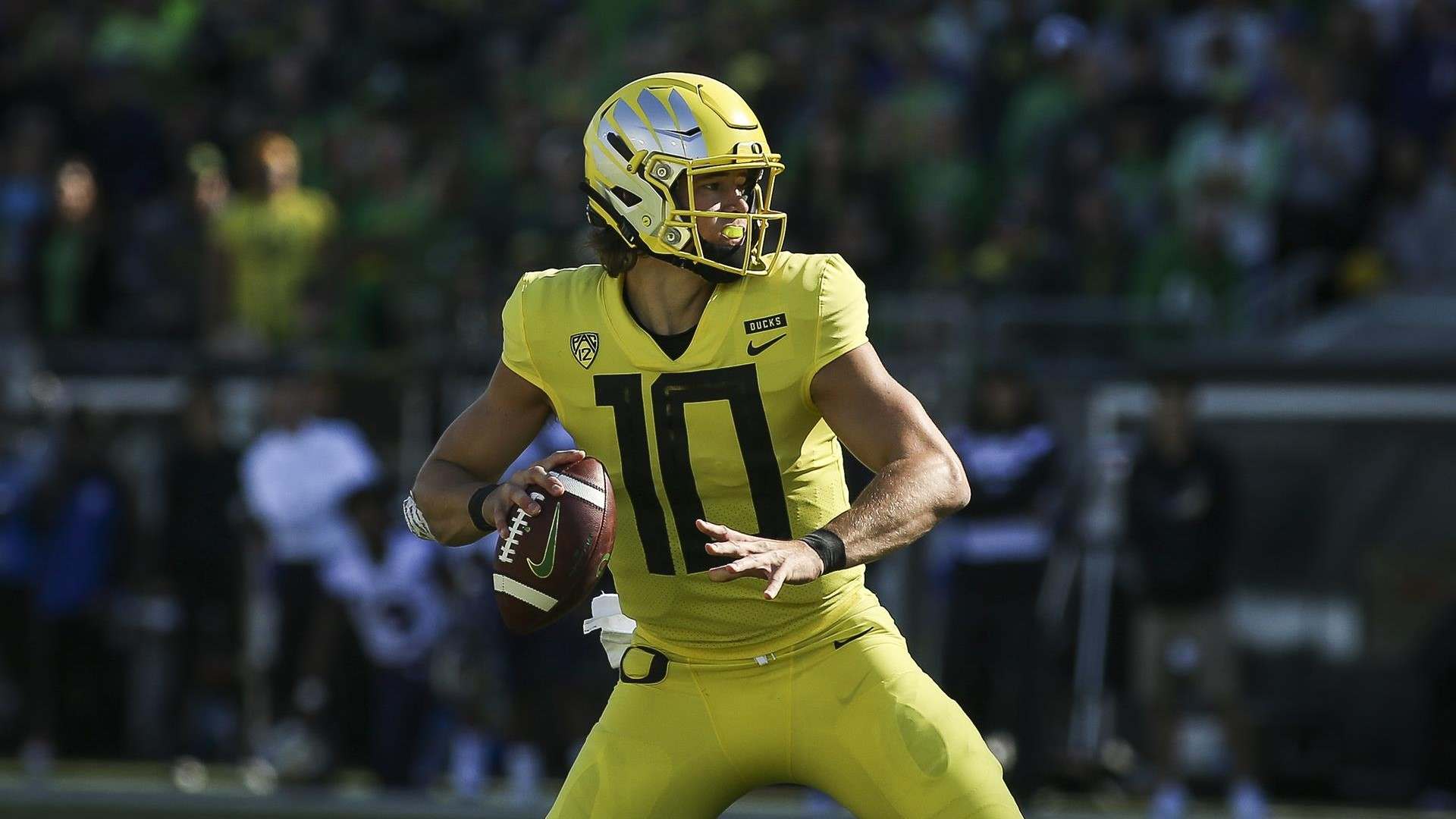 Justin Herbert - Football - University of Oregon Athletics