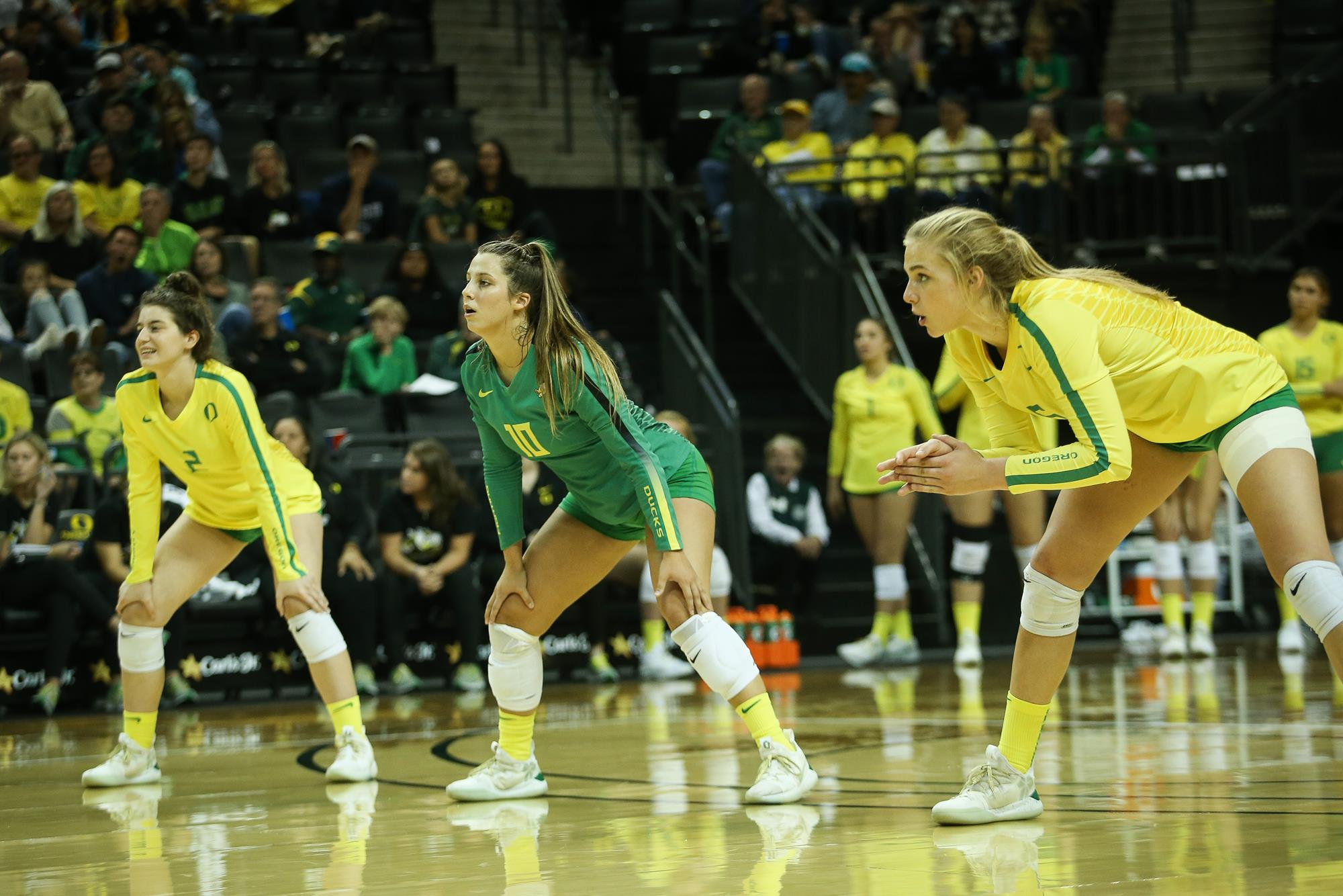 Georgia Murphy Women S Volleyball University Of Oregon Athletics