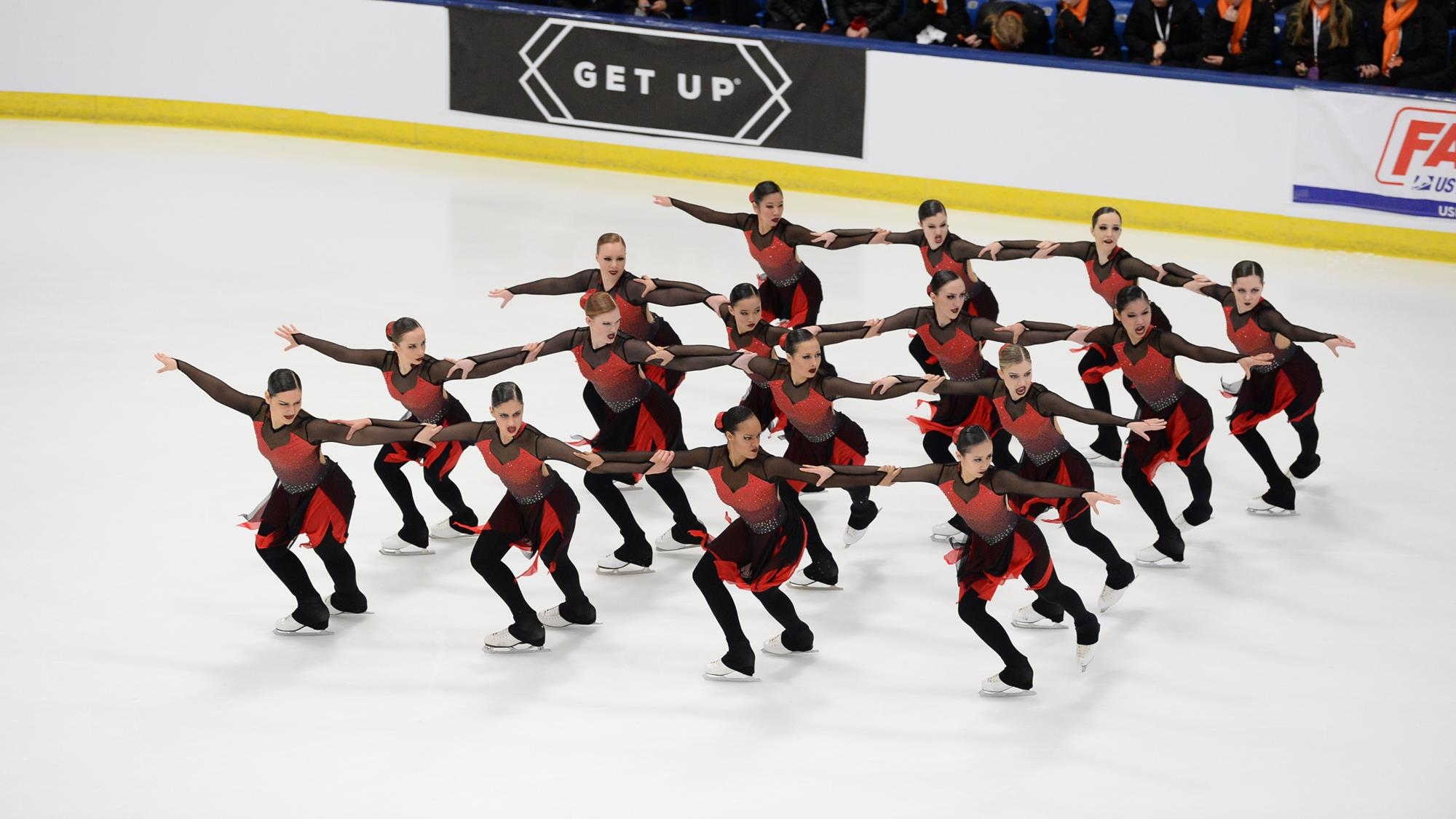 Competition Recap: 2019 Eastern Synchronized Skating Sectional Championships
