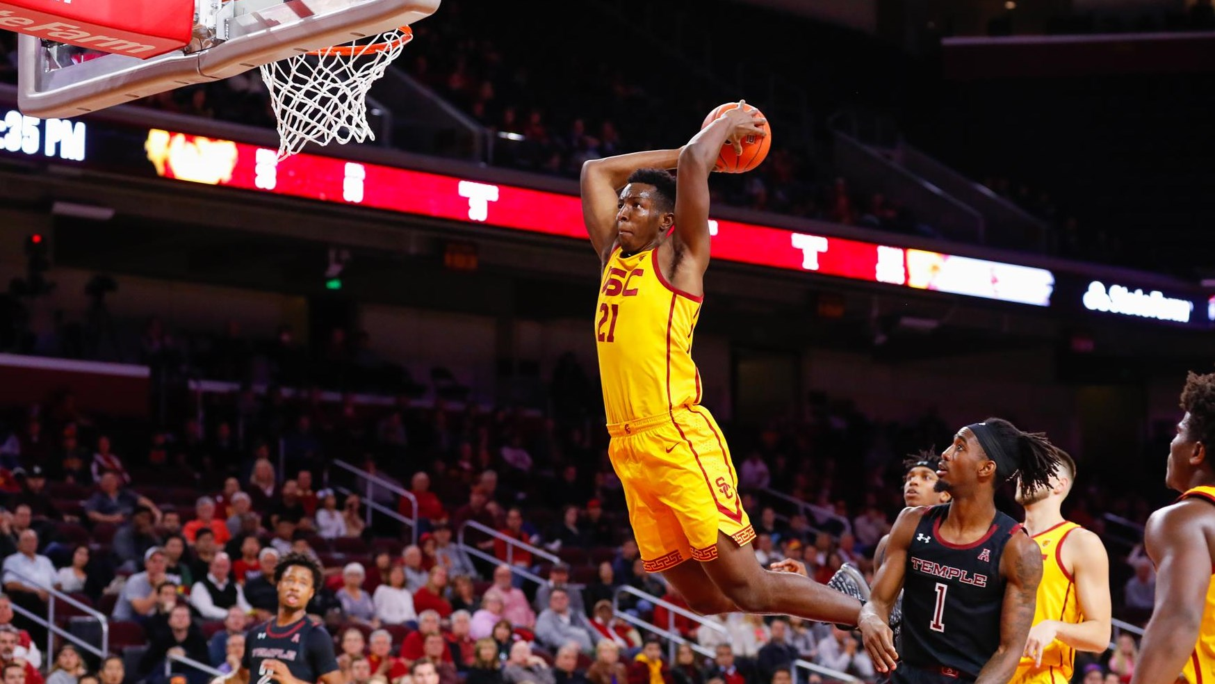 Onyeka Okongwu - Men's Basketball - USC Athletics