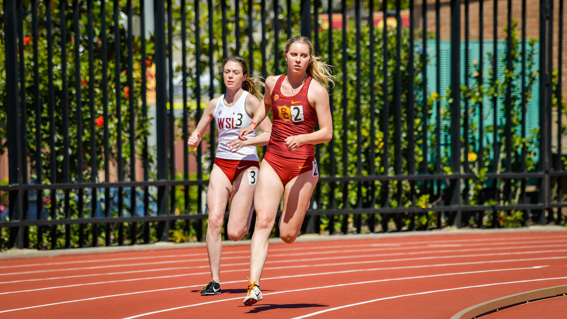 Jennifer Daly - Track & Field - USC Athletics
