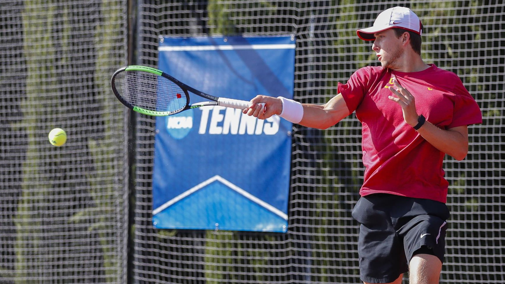 3b4528e994b38 Brandon Holt - Men's Tennis - USC Athletics