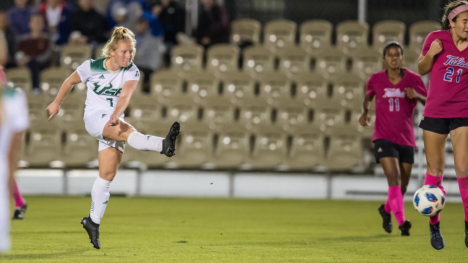 Katie Kitching - Women's Soccer - USF Athletics