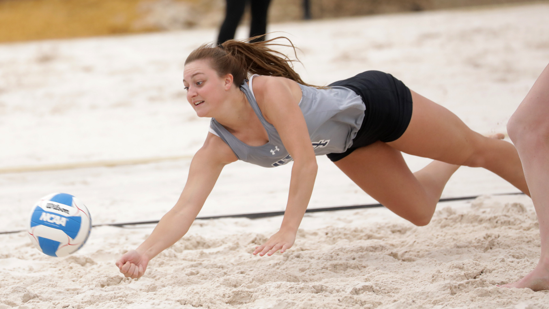 Addison Conley Beach Volleyball Utm Athletics