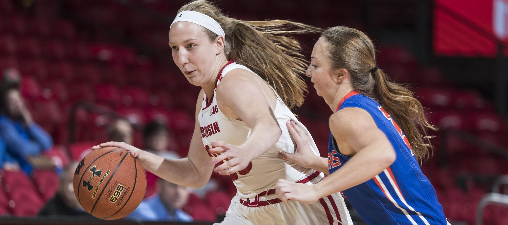 All About Lizzie 2012 lizzie miller | women's basketball | wisconsin badgers