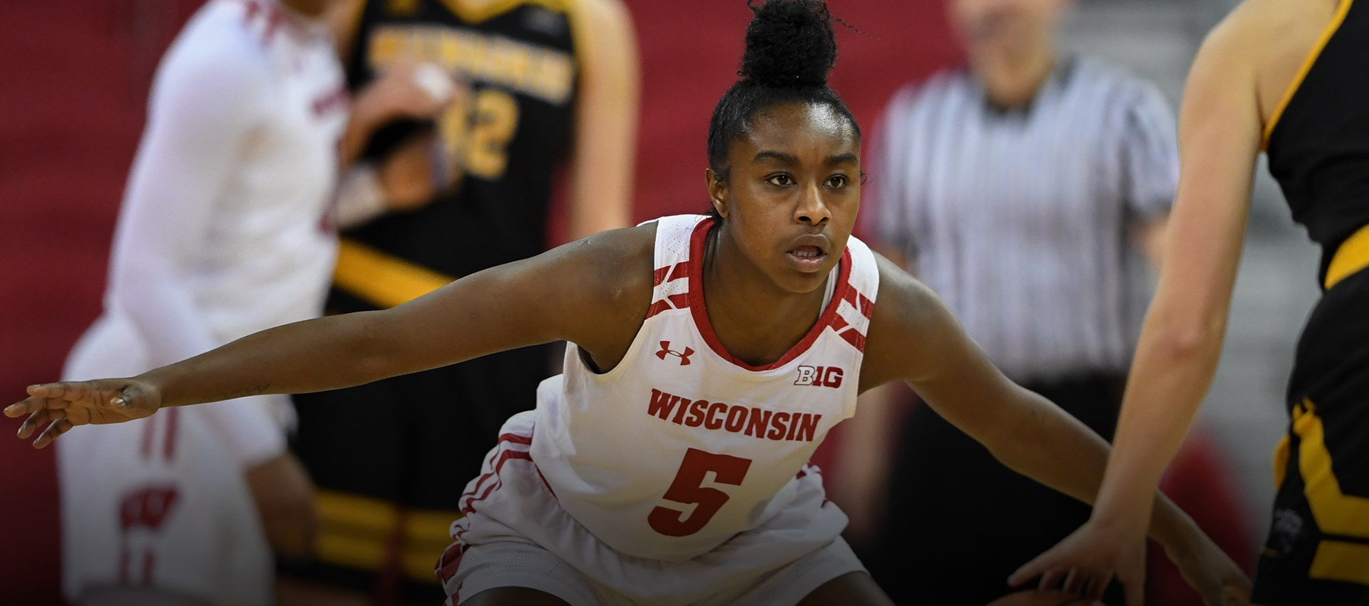 Roichelle Marble Women S Basketball Wisconsin Badgers