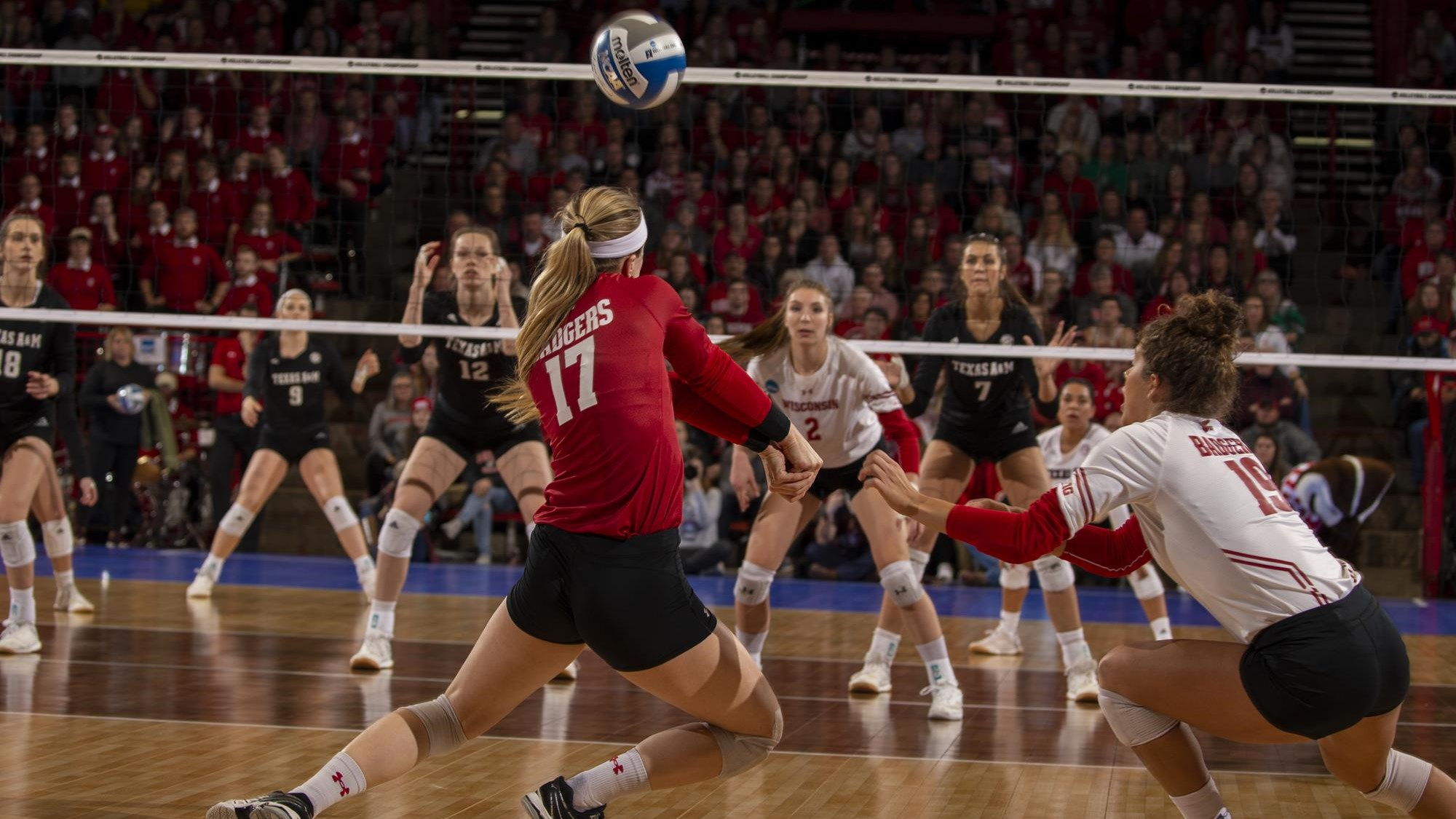 Tiffany Clark Volleyball Wisconsin Badgers The chairwoman of the wisconsin elections commission has certified biden as the winner in wisconsin, formalizing his narrow victory in a state trump carried four years ago. tiffany clark volleyball wisconsin