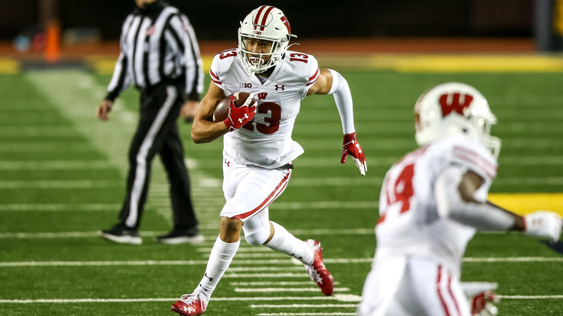 Chimere Dike   Football   Wisconsin Badgers