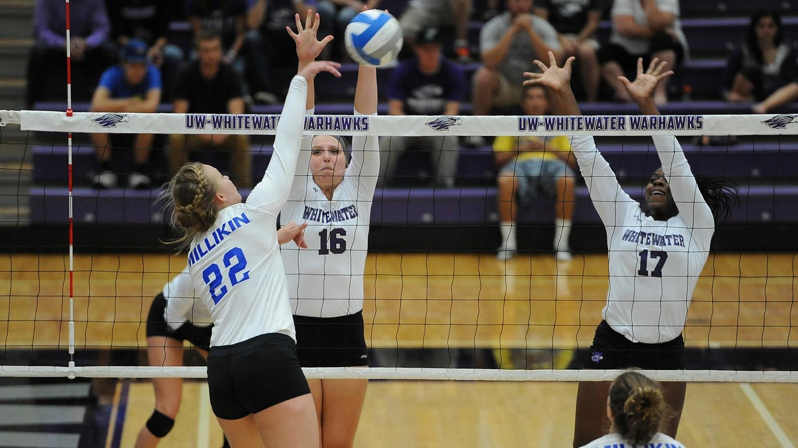 Brittney Langley - 2015 - Volleyball - University of