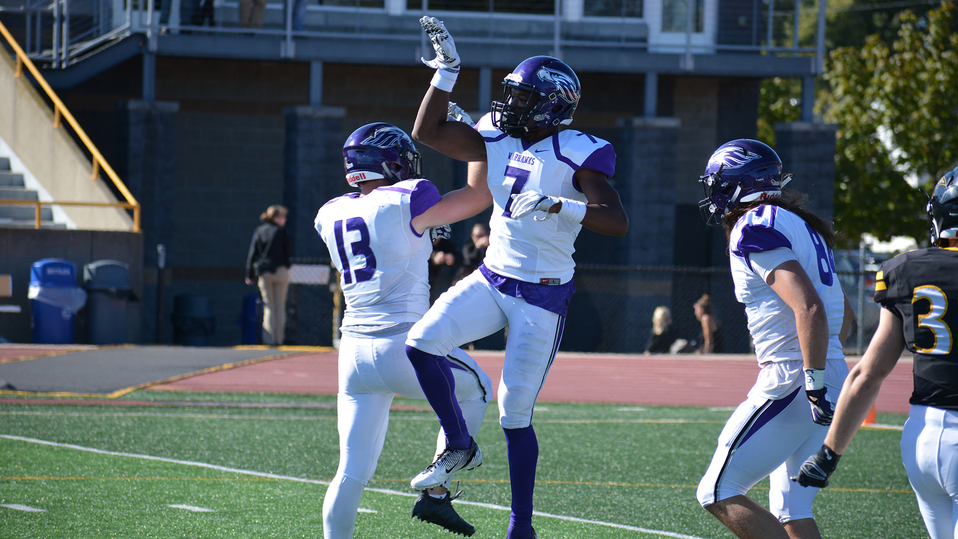 Marcus Hudson - 2017 - Football - University of Wisconsin