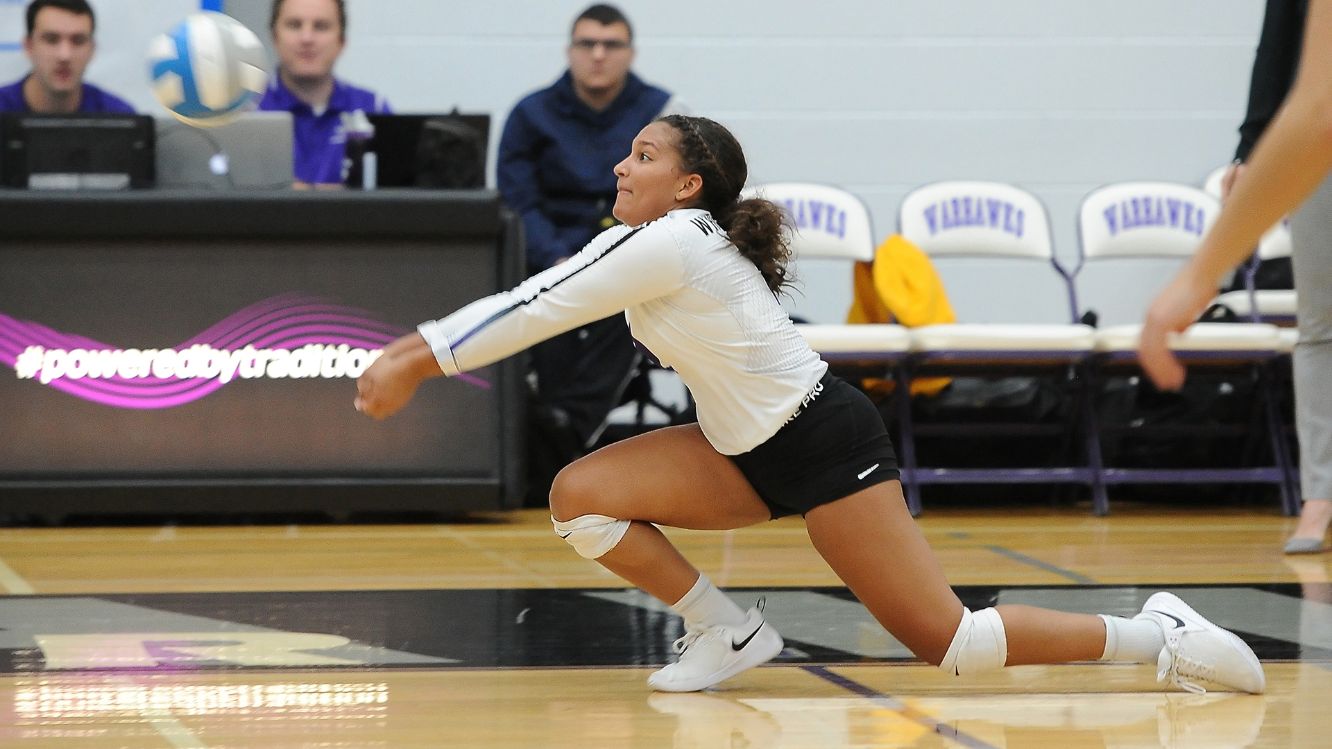 Brittany Robinson 2018 Volleyball University Of Wisconsin Whitewater Athletics