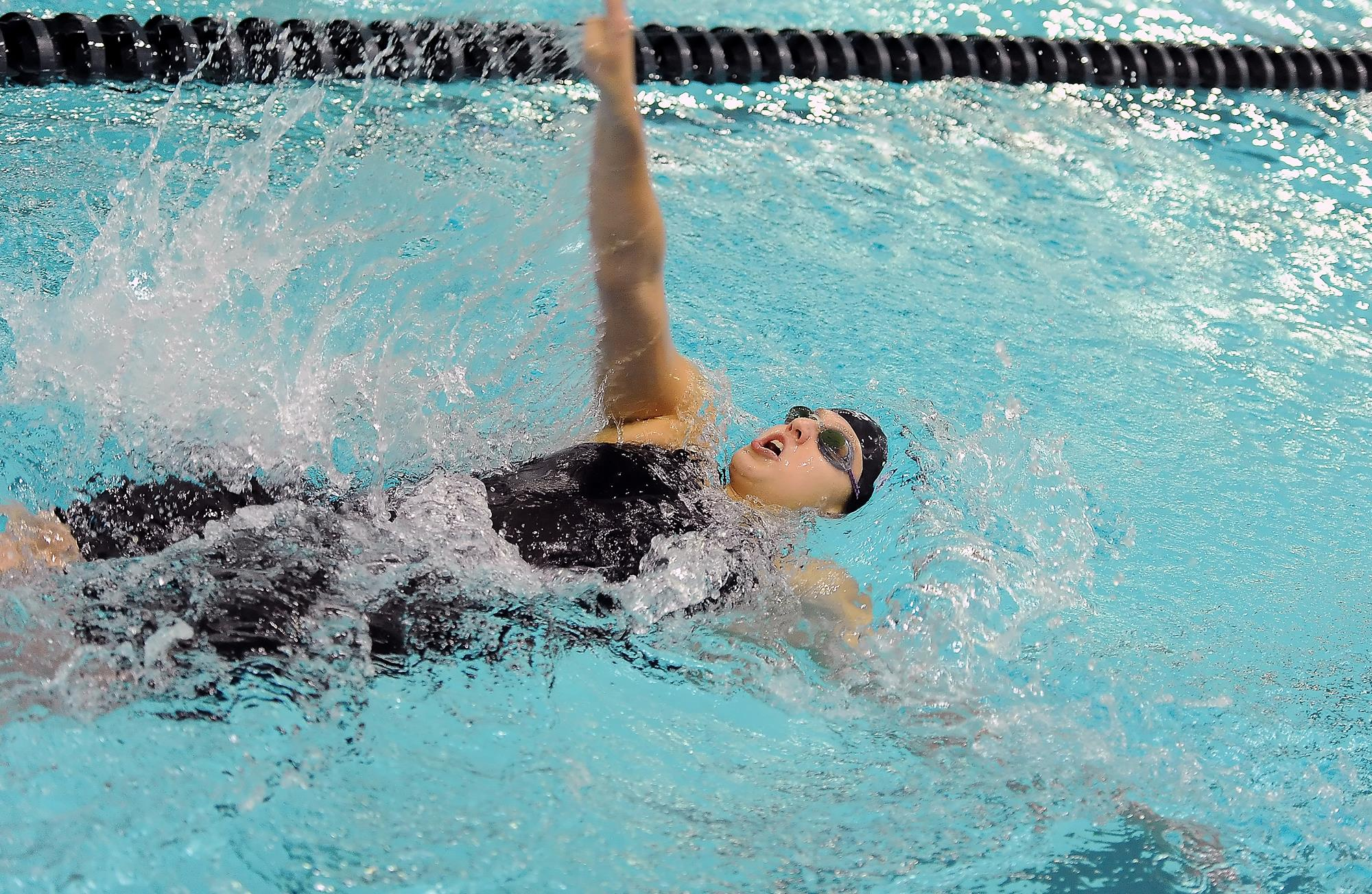 Shayna Putney - 2018-19 - Women's Swimming/Diving