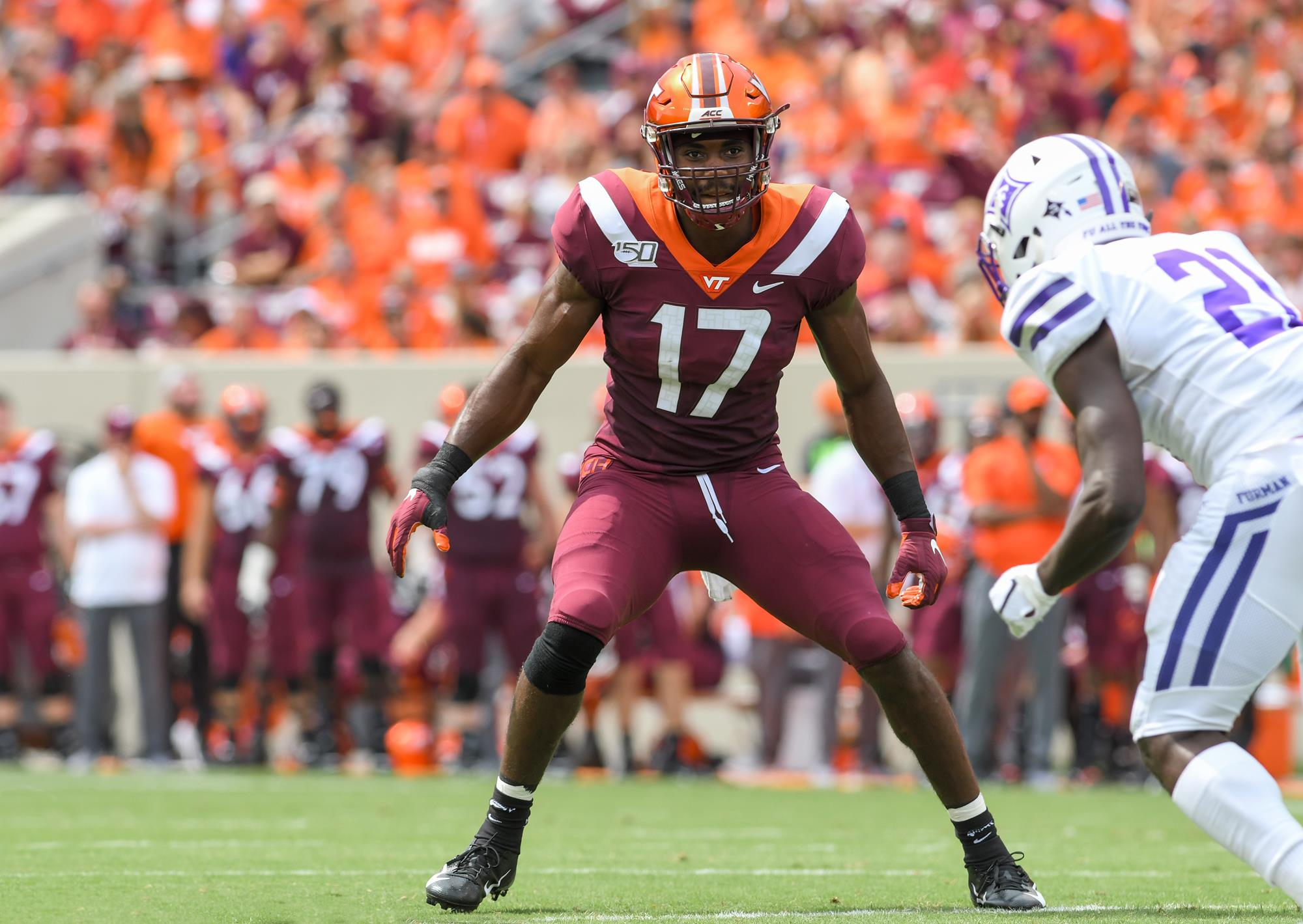 Divine Deablo - Football - Virginia Tech Athletics