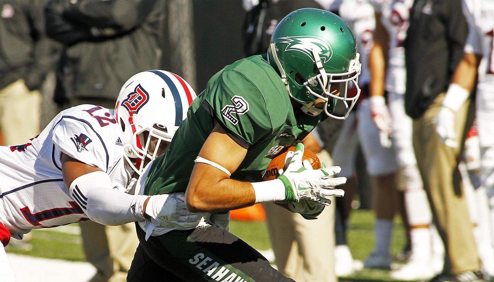 Nour Aly - 2016 - Football - Wagner College Athletics