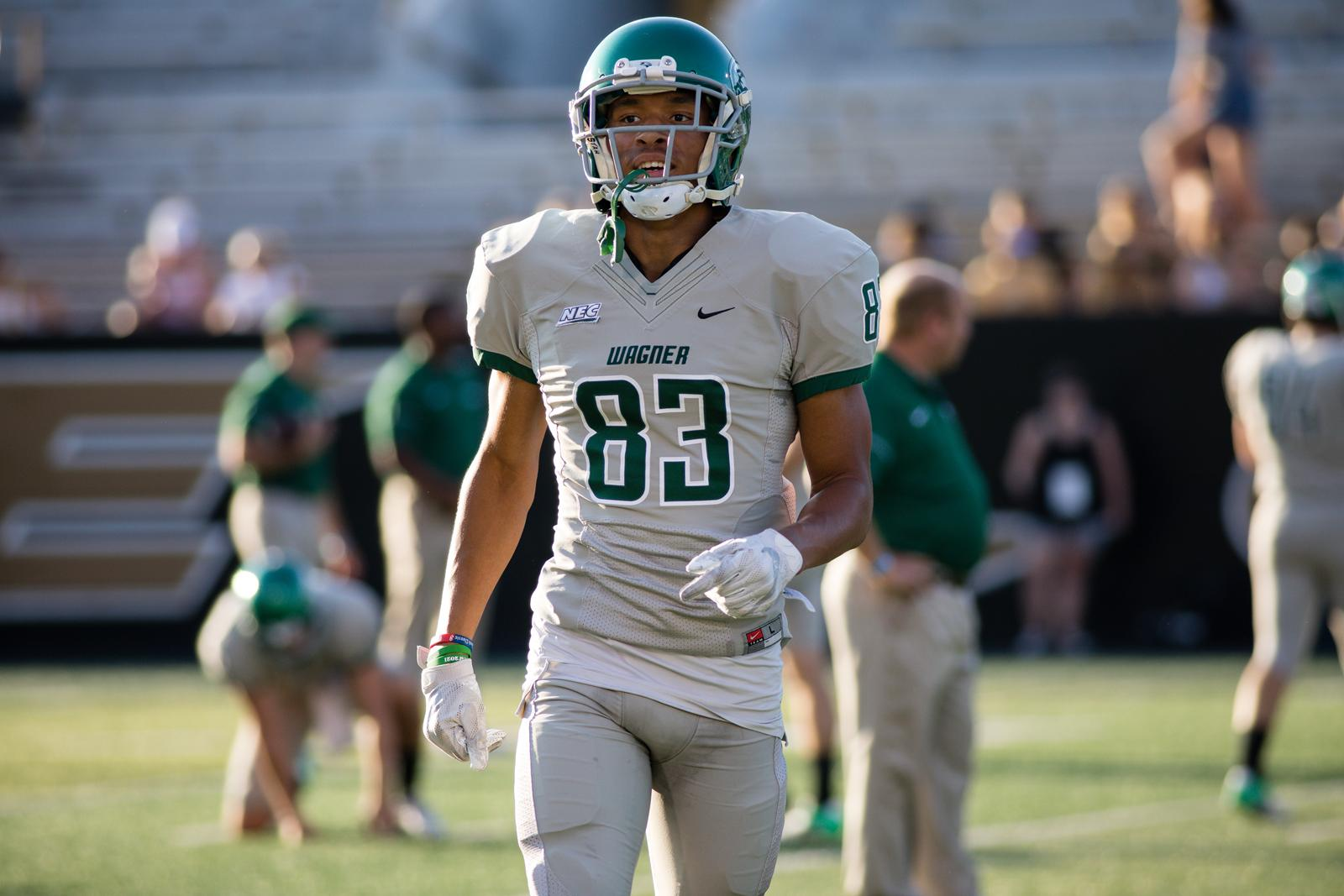 cheap for discount 5a22a 55687 Ivan McDaniel - 2019 - Football - Wagner College Athletics