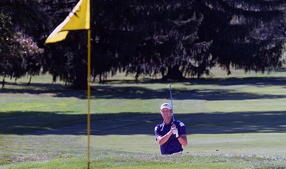 Drew Patterson - Men's Golf - West Chester University Athletics