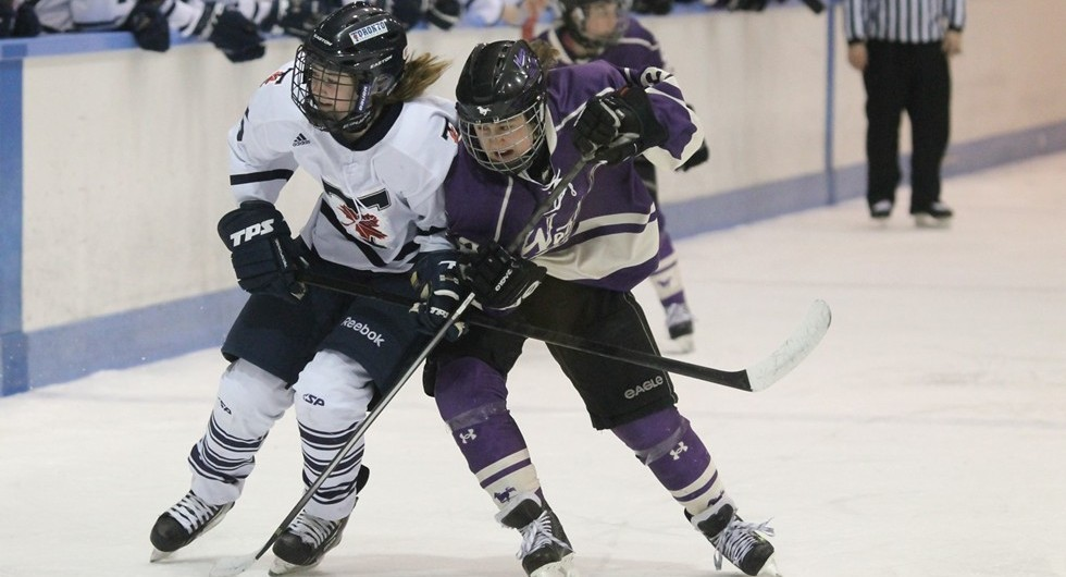 Casey Rosen - Women's Ice Hockey - Western Mustangs Sports