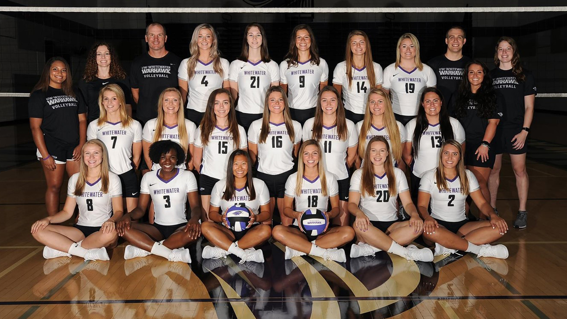 Uw La Crosse Secures Share Of Women S Volleyball Title Wisconsin Intercollegiate Athletic Conference