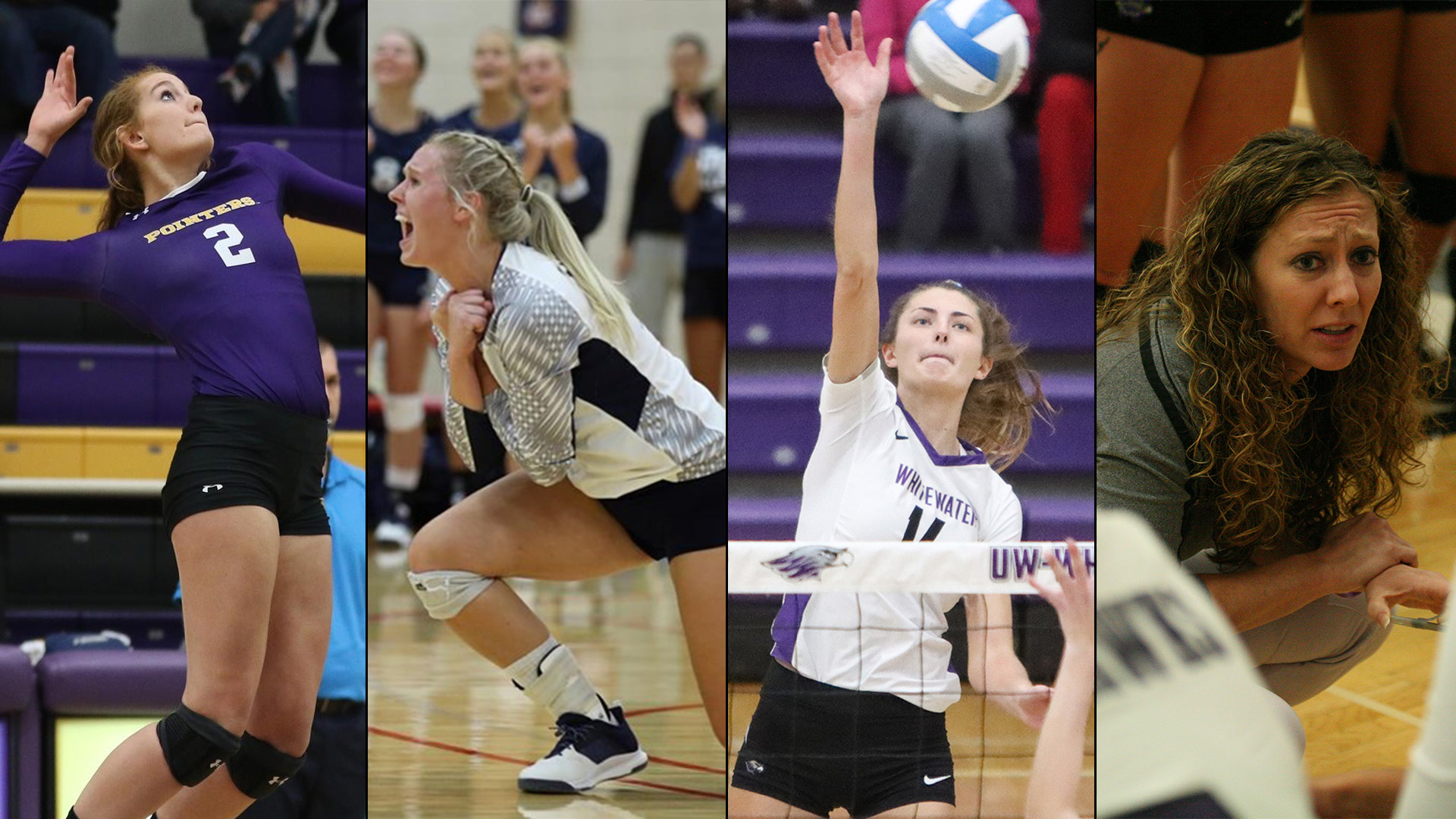 Uw Stevens Point S Gehl And Uw Stout S Cannon Lead All Wiac Women S Volleyball Selections Wisconsin Intercollegiate Athletic Conference