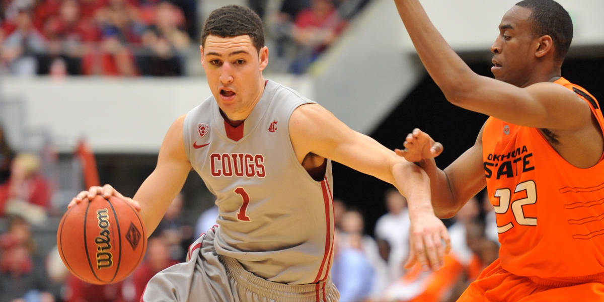 quality design 3e20f e90bb Cougs to Meet in NBA Conference Semifinals - Washington ...