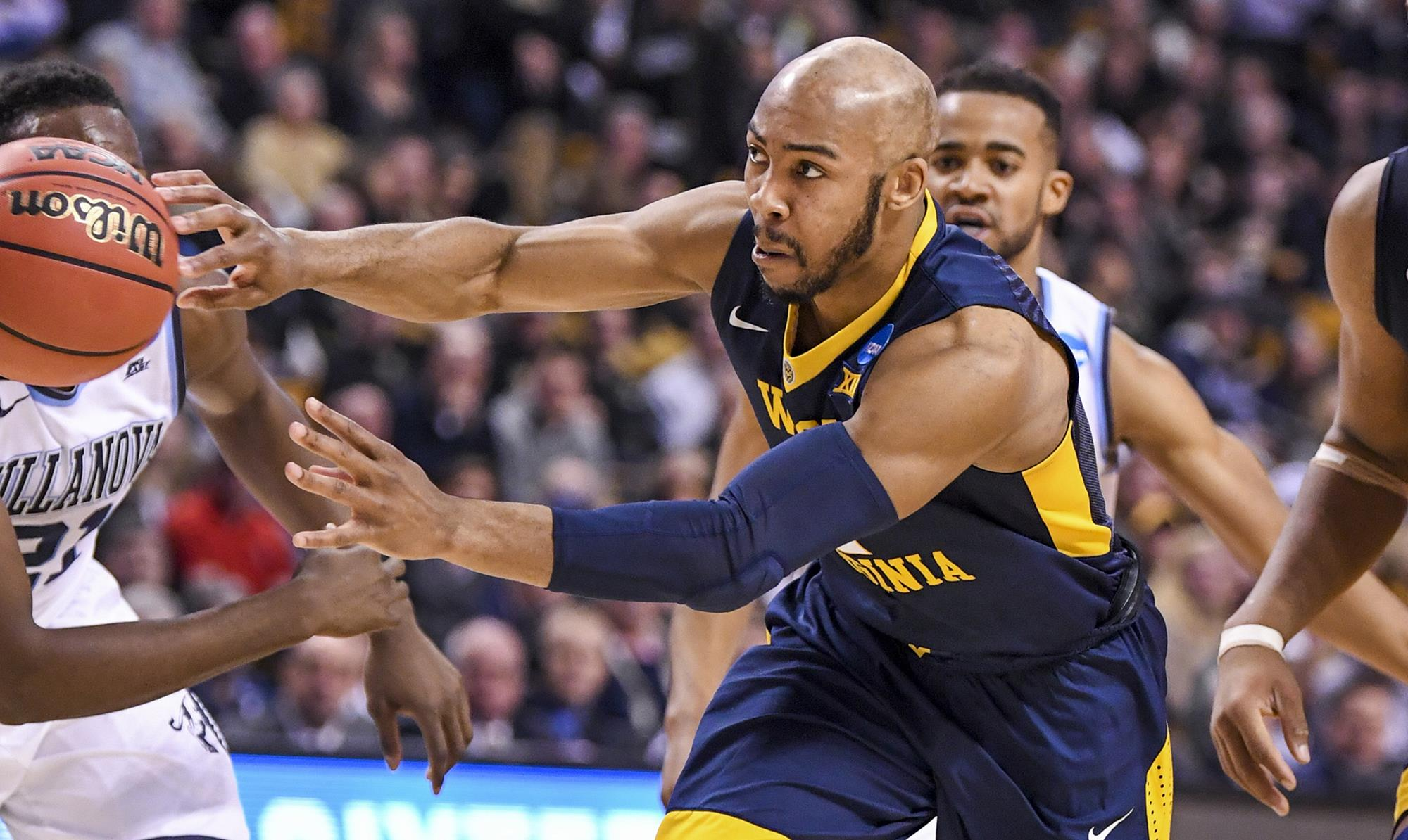 new concept 808bc 1a861 Jevon Carter - Men's Basketball - West Virginia University ...
