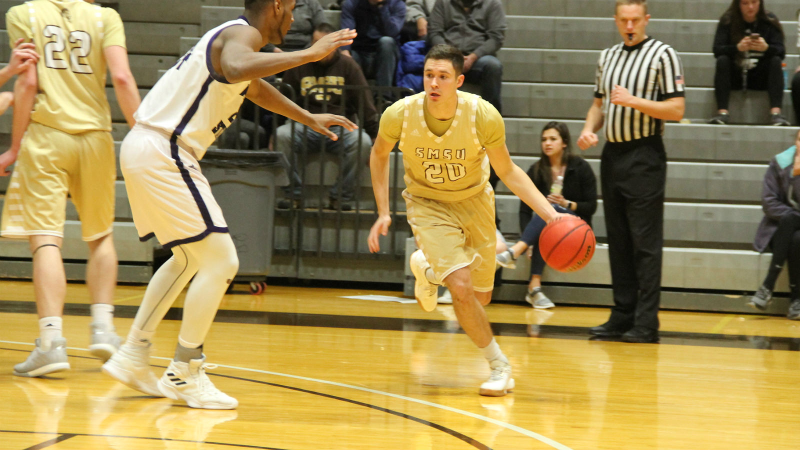 Taylor Schafer - Men's Basketball - SMSU Athletics