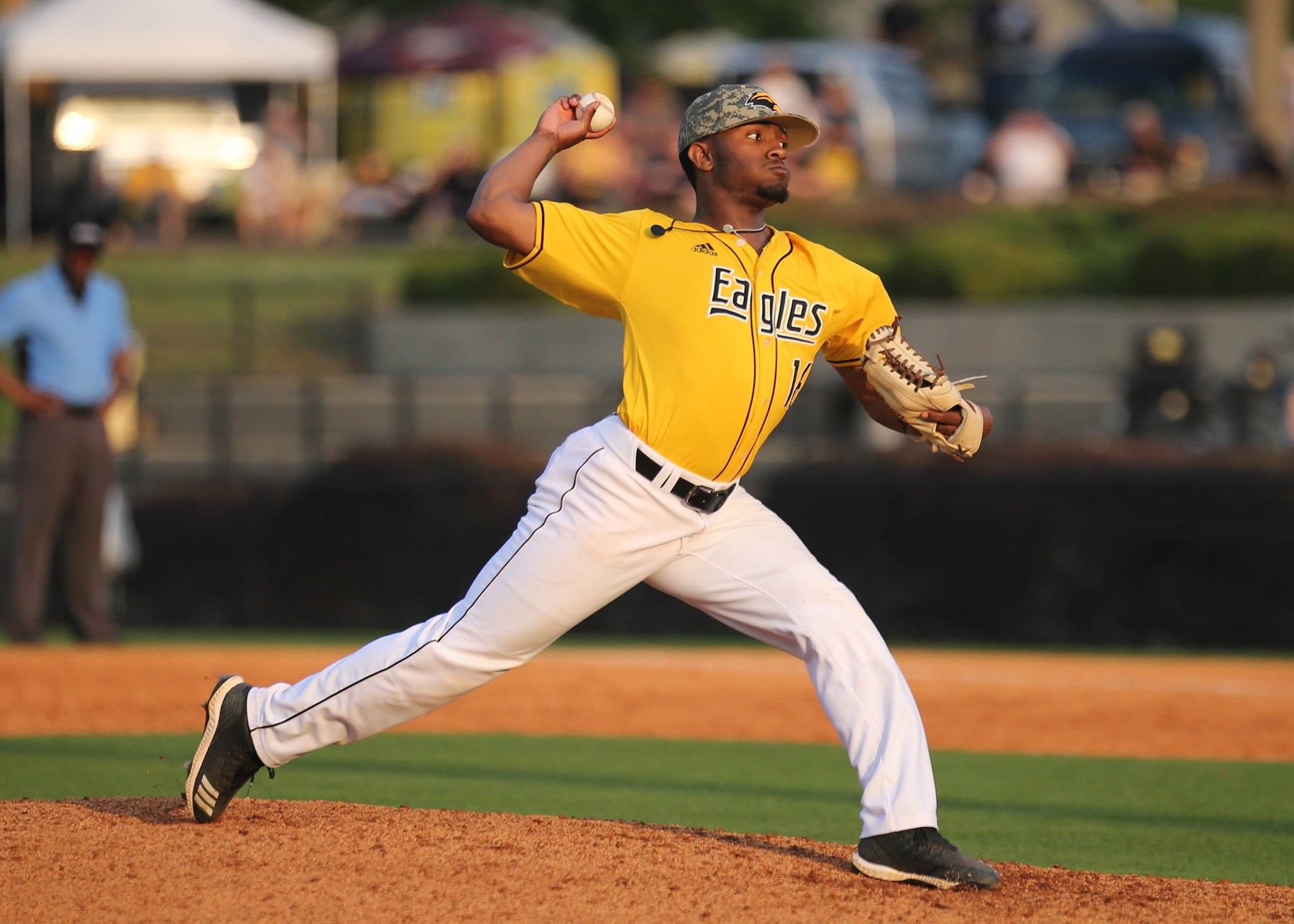 J C Keys Baseball Southern Miss
