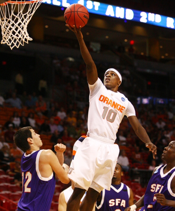 Jonny Flynn Men S Basketball Syracuse University Athletics