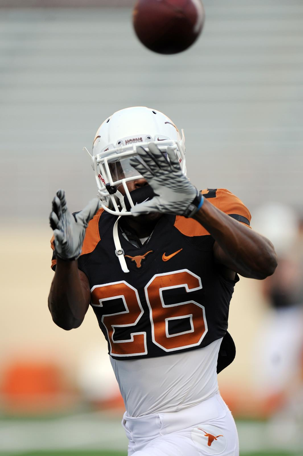 David Thomann Football University Of Texas Athletics