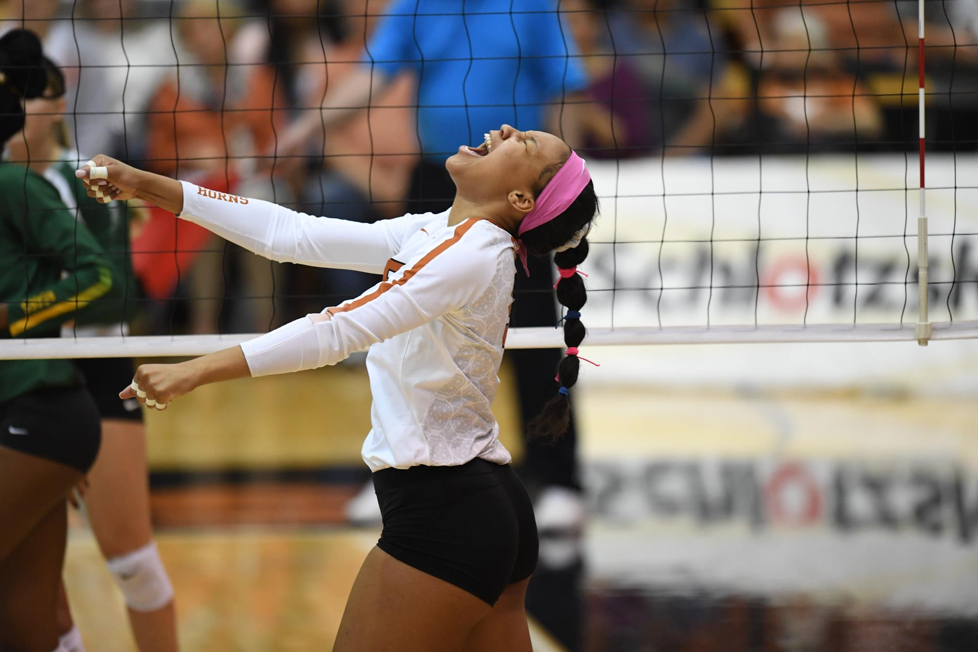 Skylar Fields Volleyball University Of Texas Athletics