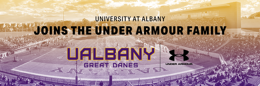 University at Albany UALBANY Great Danes NCAA 100/% Polyester Indoor Outdoor 3 feet x 5 feet Flag Style 6a